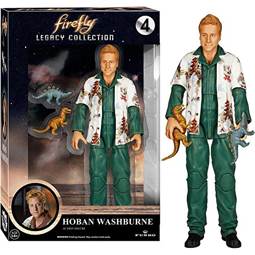 THE LEGACY COLLECTION: FIREFLY-HOBAN WASHBURNE