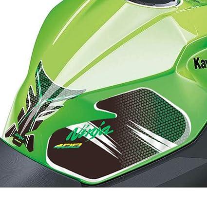 KODASKIN-EU Alta Clase Motocicleta Tracción Tanque de Gas ...
