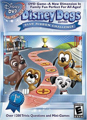 Disney DVD Game World - Dogs -