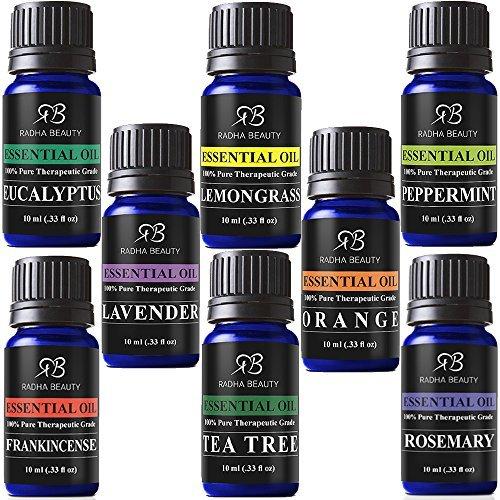 Radha Beauty Aromatherapy Essential Oils