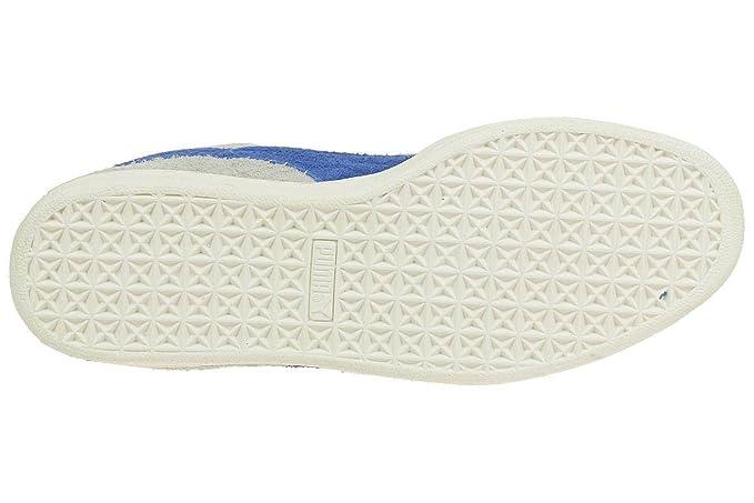 40f8e404f3 Puma Suede VNTG Vintage Herren Sneaker Schuhe Leder grau 353549 01,  Schuhgröße:EUR 39: Amazon.de: Sport & Freizeit