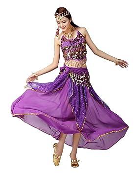 Grouptap Bollywood Mujeres India árabe Sexy Dama Bailarina del ...
