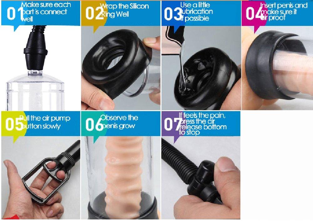 penis pump proof
