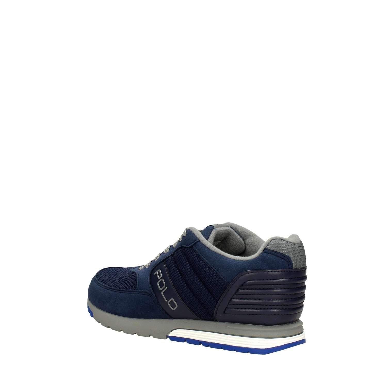 Ralph Lauren LAXMAN Sneakers Hombre BLUE 42 h7IHb
