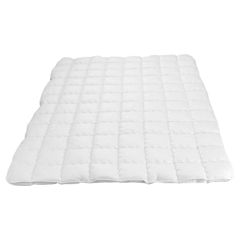 2xVierjahreszeiten-Steppbett Morpheus Cotton 95°C, Größe 135x200
