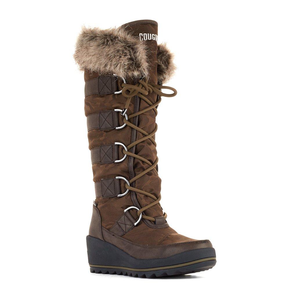 Cougar Shoes Women's Lancaster Snow Boots B01IP3ZRHY 7 B(M) US Dark Brown