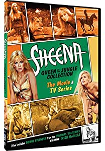 Sheena: Queen of the Jungle Collection - The Original Movie and Complete Series