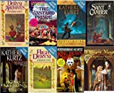 img - for Deryni 9 Book Set: Saint Chamber, In The King's Service, Deryni Rising, High Deryni, King Javan's Year, The Dryni Archives, The Bastard Prince, Deryni Magic, King Kelson's Bride book / textbook / text book