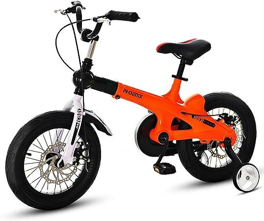 Fenfen Bicicletas para Niños 3-7/5-11 Años de Edad Bicicleta para ...