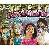 Grafix Magical Kingdom Face Painting Set