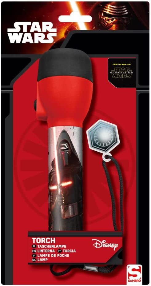 Linterna LED para niños, diseño de Patrulla Canina, Vengadores ...