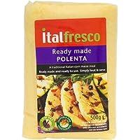 Italfresco Ready Made Polenta (500g) - Pack of 2
