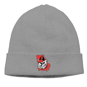 b5055f27e Georgia Bulldogs UGA Beanies Ski Hat Style Caps at Amazon Men s Clothing  store