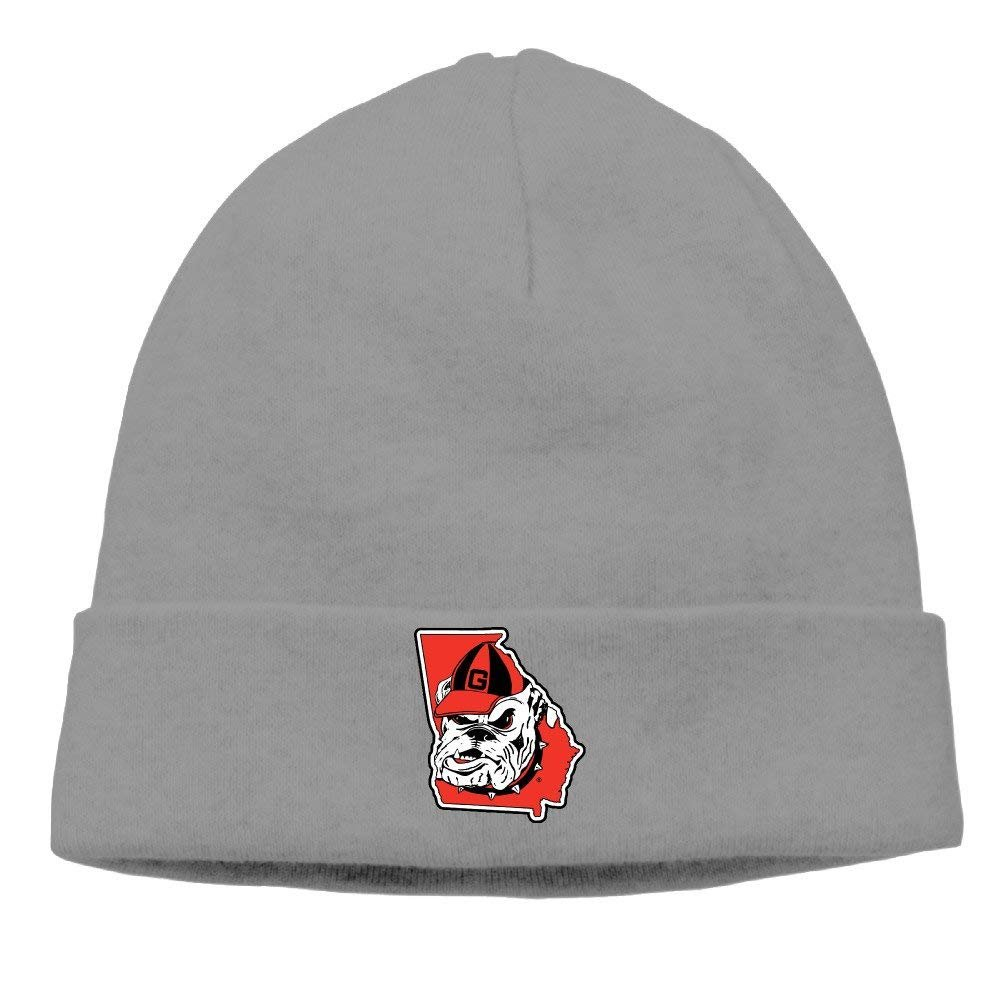 af70985322a942 Georgia Bulldogs UGA Beanies Ski Hat Style Caps at Amazon Men's Clothing  store: