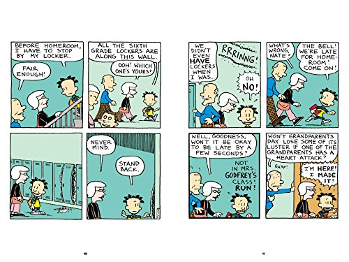 Big Nate Welcome To My World Buy Online In Uae