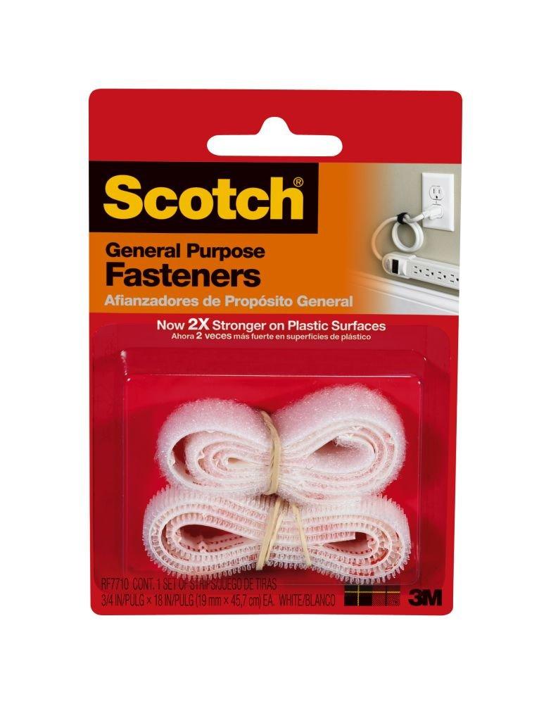 White Scotch General Purpose Fastener .75-Inch by 18-Inch