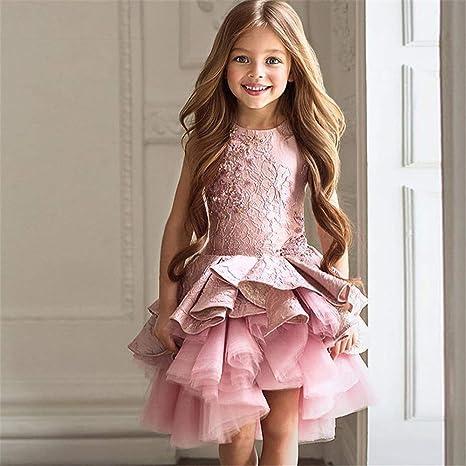 Vestido de fiesta de los niños princesa fiesta Vestido ...