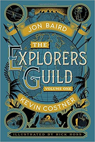 The Explorers Guild Volume One cover