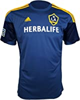 Los Angeles Galaxy Youth adidas Soccer Replica Away Jersey