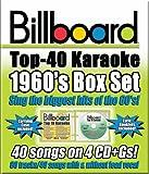 Billboard Top 40 Karaoke: 1960's Box Set