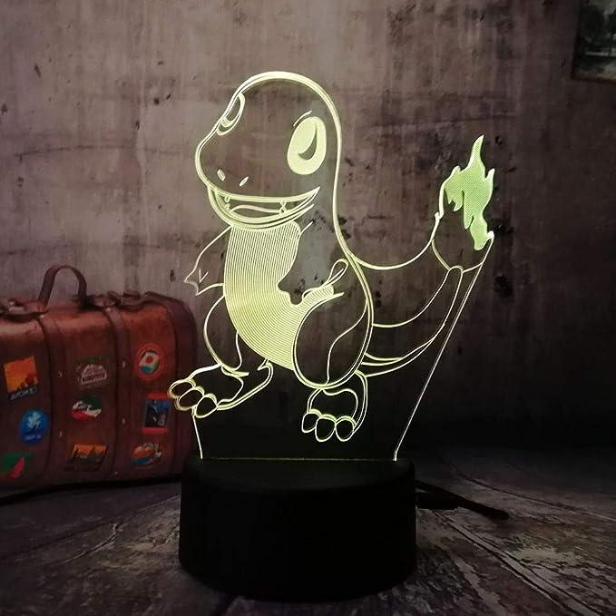 Lovely Boy Kid Regalo Pokemon Go Juego Navidad 3D Pequeño ...