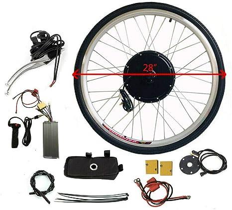 Kit de conversión de motor trasero E-bike de 28