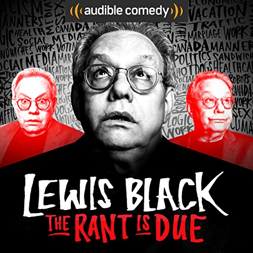 Lewis Black: The Rant is Due [...