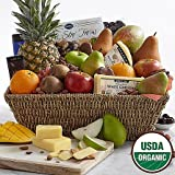 Ultimate Fresh Fruits Basket - Same Day Gift Baskets Delivery - Fresh Fruit Baskets - Fruit Basket Delivery - Organic Fruit Baskets - Best Gift Baskets