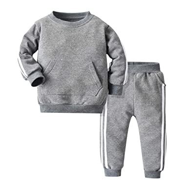 TTLOVE_Baby - Chándal para niños pequeños de 3 Meses a 3 años ...