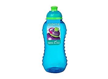 Sistema Hydrate Twist n Sip - Botella de plastico, 330 ml, 1. Pasa ...