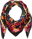 Echo Design Women's Sea Life Silk Scarf Multi One Size