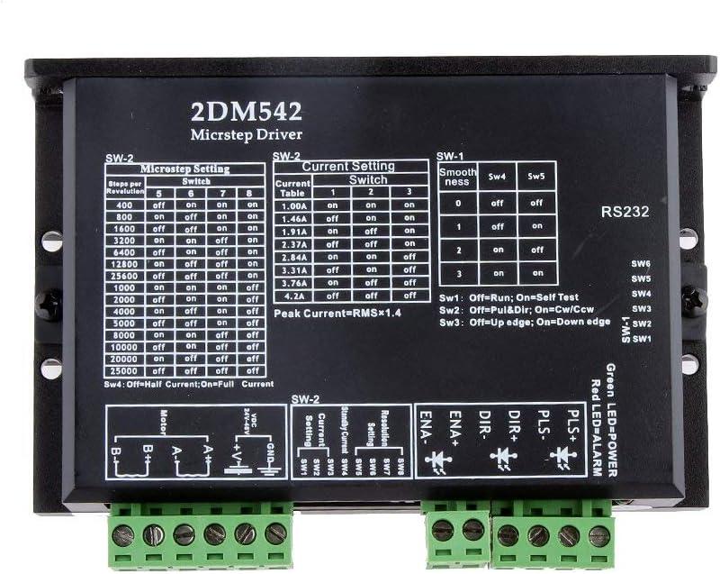 2DM542 Stepper Motor Driver CHUNSHENN Motor Drives