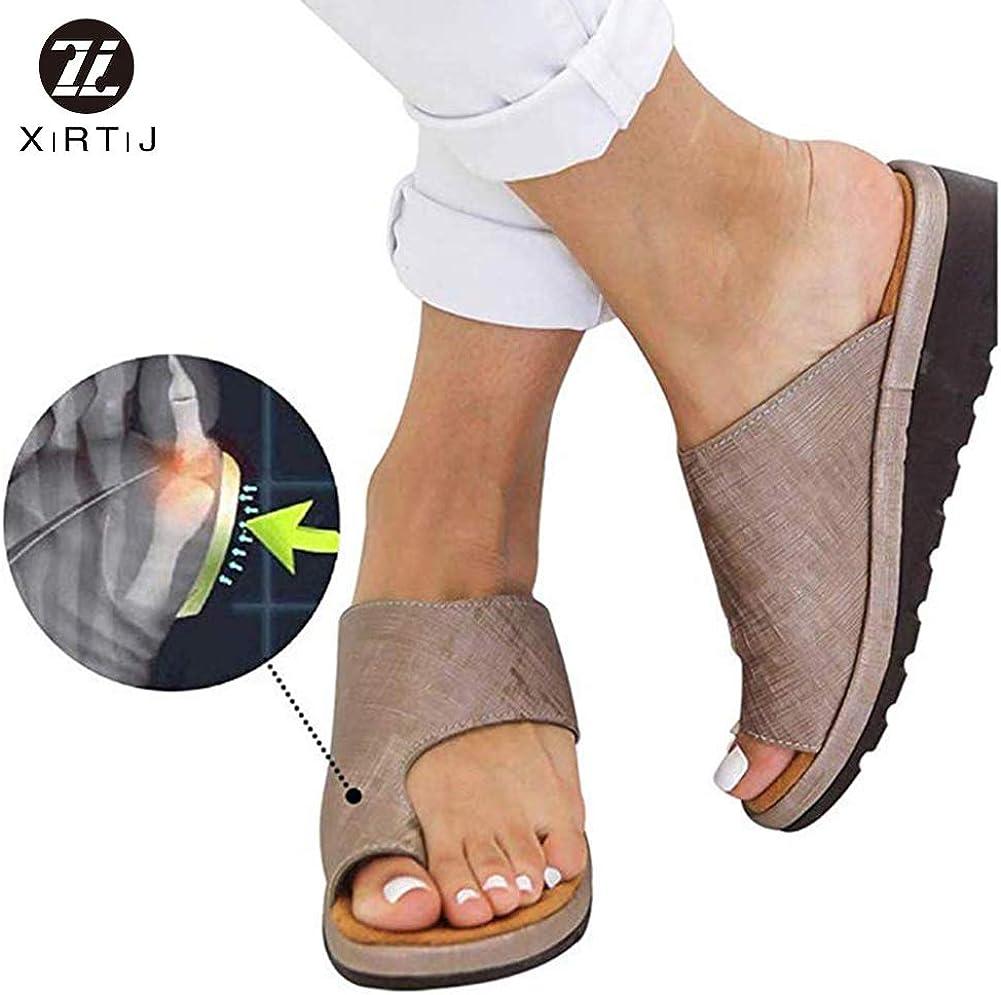 WSHA Sandals For Bunions, Women Comfy