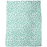 Tropical Leafage Blanket: Large
