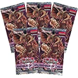Yu-Gi-Oh Cards - Dimension of Chaos - Booster Packs (5 Pack Lot)