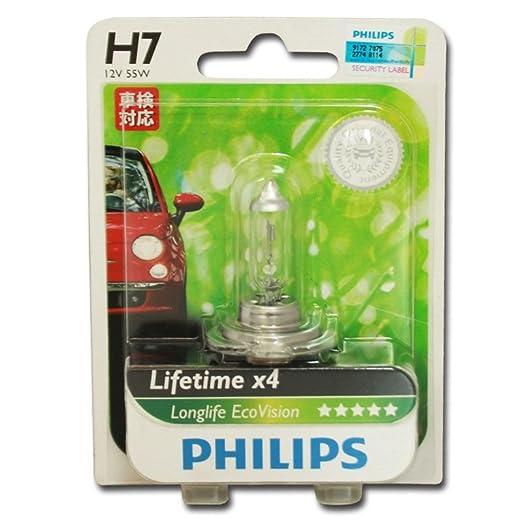 6 opinioni per Philips 872790036200 Lampadine Carlight H7 Ecovision Ot