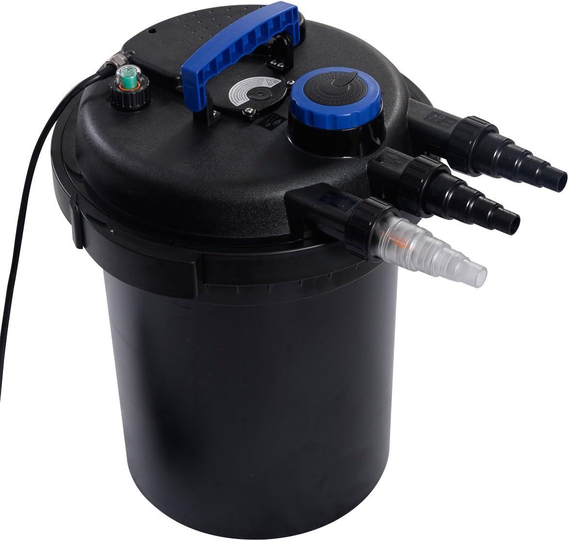 Effective Pressure Filter Casart Pond Bio Filter