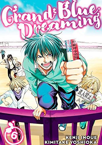 Grand Blue Dreaming Vol. 6