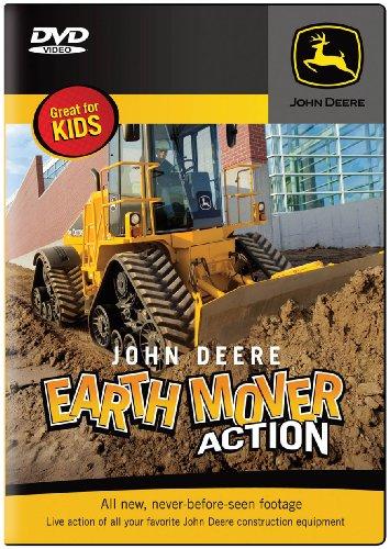 (John Deere Earth Mover Action )