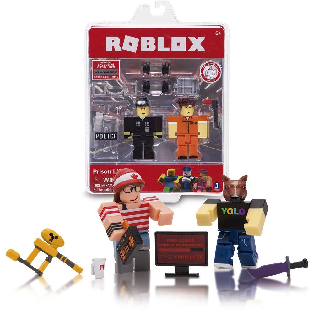 Juguete figura Roblox muñeco game pack