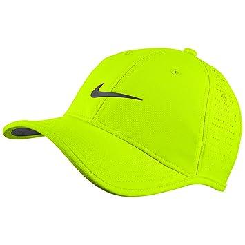 Nike Ultralight Tour Perf - Gorra para Hombre, Color Amarillo, Talla única