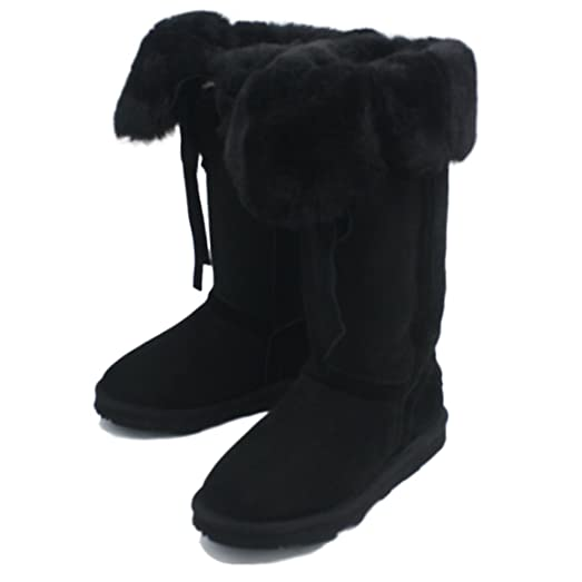 Women's Waterfall 2 Premium Australian Twin-Faced Sheepskin Studded Winter Boot