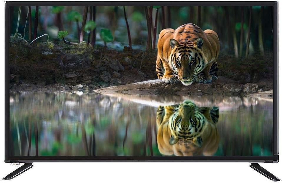 Mavis Laven Televisor LCD Inteligente Ultra HD de 32 Pulgadas 1366 * 768 Compatible con Antena HDMI HDMI Entrada de televisión 110-240V Negro(UE): Amazon.es: Electrónica
