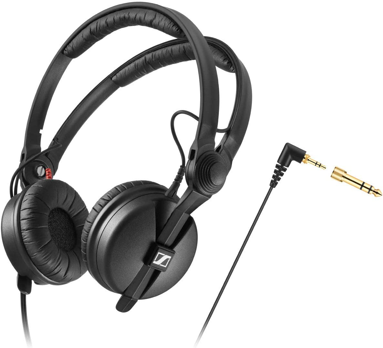 sennheiser hd 25 auriculares de estudio, auriculares sennheiser dj hd 25