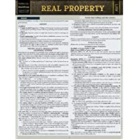 Real Property: A Quickstudy Laminated Law Reference & Bar Exam Study Guide