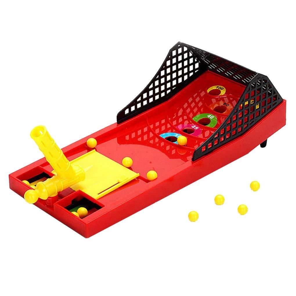 【T-ポイント5倍】 Erovy - ボール 面白いアウトドアトイ ベビーゴルフ玩具 カートゥーン B07KF997TC 木製 クロケットゲーム 動物ゲート 木製 ボール おもちゃ 子供 ファミリー ゲーム スポーツ おもちゃ 子供へのギフトに [1] Mini Marbles B07KF997TC, くらしのくら:64a88637 --- a0267596.xsph.ru