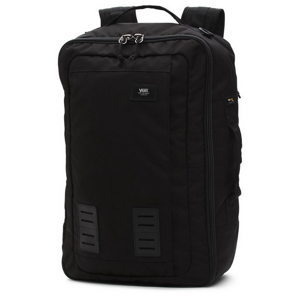Vans mens MN FARSIDE TRAVEL BACKPACK VN-A31I8BLK - Black