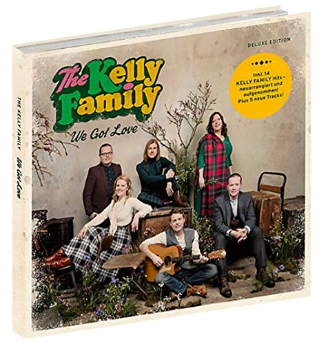 The Kelly Family-We Got Love-DELUXE EDITION-CD-FLAC-2017-VOLDiES Download