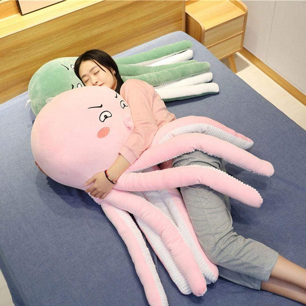 chifans Adorabile Bambola di Peluche Teddy Doll Octopus per Regalo di Compleanno per Ragazza 50cm marvelously