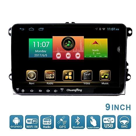 Amazon.com: morovan coche reproductor de DVD con GPS Radio ...